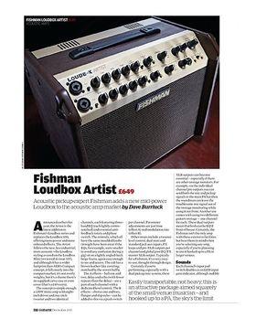 Loudbox Artist PRO-LBX-600