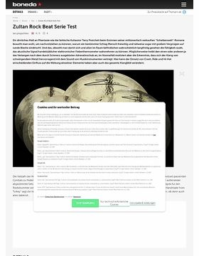 Zultan Rock Beat Serie