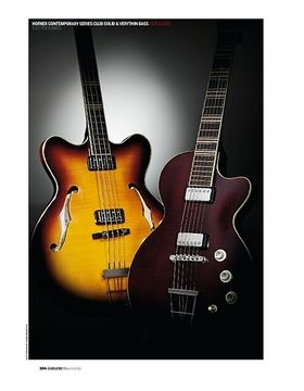 Hofner Contemporary Series Club Solid