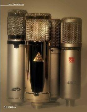 Klangphilosophen: Röhrenmikrofone