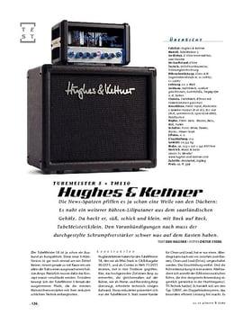 Hughes & Kettner TubeMeister 5 + TM110, Mini-Stack