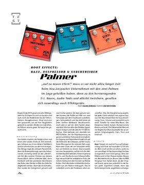 Palmer Root Effects für Bass