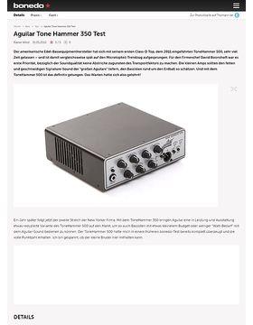 Aguilar Tone Hammer 350