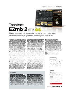 Toontrack EZmix 2