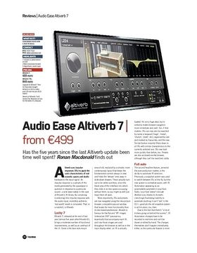 Audio Ease Altiverb 7