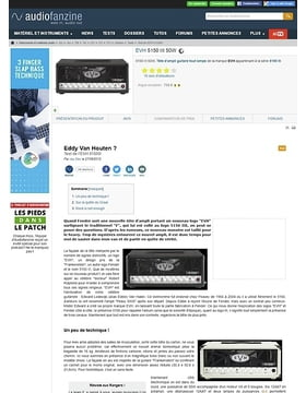 EVH [5150 III Series] 5150 III 50W - Black