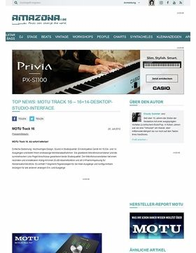 Top News: MOTU Track 16 - 16x14-Desktop-Studio-Interface