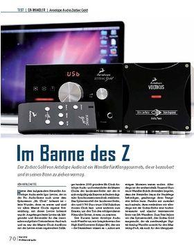 Im Banne des Z: Antelope Audio Zodiac Gold