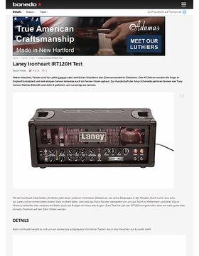 Laney Ironheart IRT120H