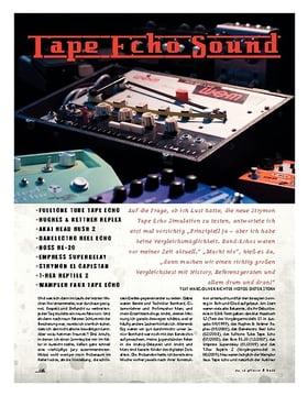 Special! Tape Echo Sound!
