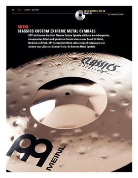 Meinl Classics Custom Extreme Metal Cymbals