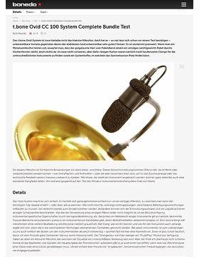 t.bone Ovid System Complete Bundle