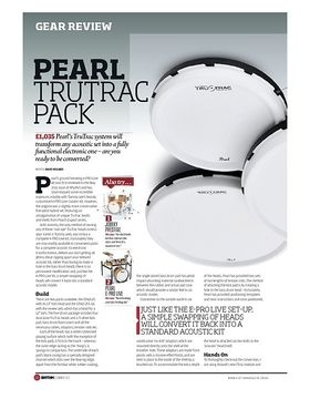 PEARL TRUTRAC PACK