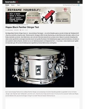 Mapex Black Panther Stinger