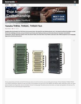 Yamaha THR-Serie
