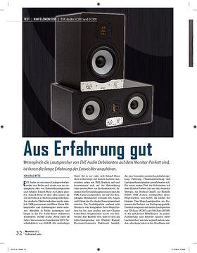 EVE Audio SC207 und SC305
