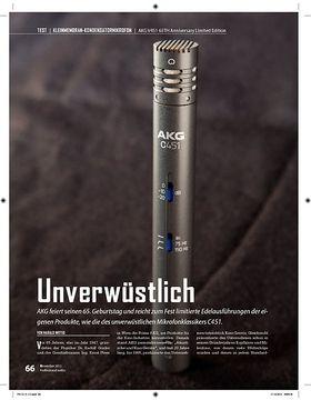 AKG C451 65TH Anniversary Limited Edition