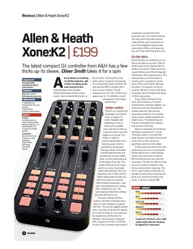 Allen and Heath Xone:K2