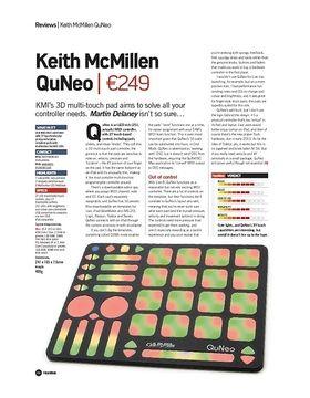Keith McMillen QuNeo