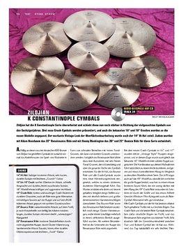 Zildjian K Constantinople Cymbals