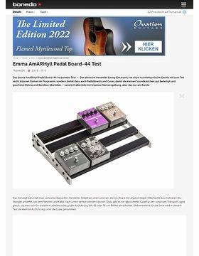 Emma AmARHyll Pedal Board-44 Test