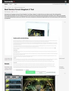 Best Service Forest Kingdom II