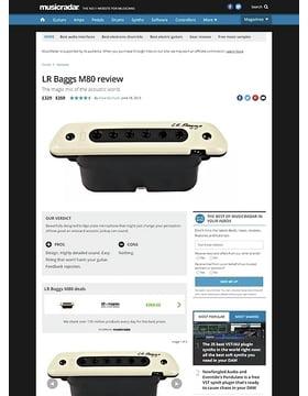 LR Baggs M80