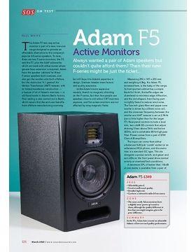 Adam F5