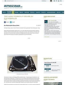 Audio Technica LP-1240-USB