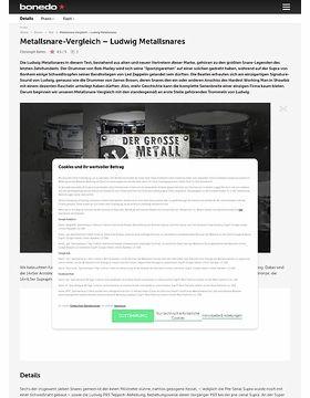 Ludwig Metallsnares
