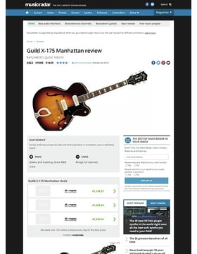Guild X-175 Manhattan