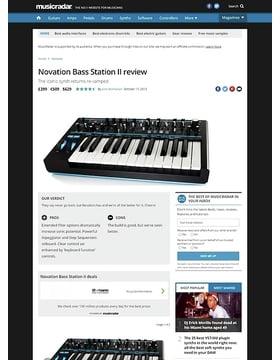 Novation – Thomann UK