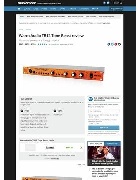 TB12 Tone Beast
