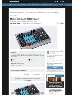 Electro-Harmonix 45000