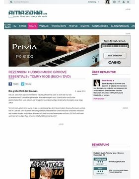 Groove Essentials 2.0 DVD