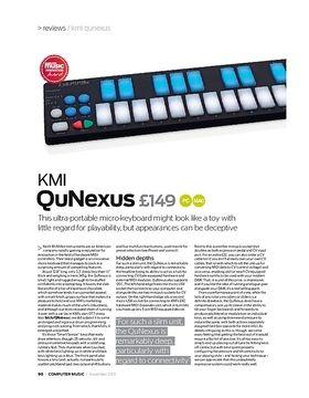 KMI QuNexus