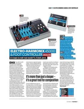 Electro-Harmonix 45000 & Foot Controller