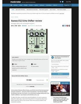 Ibanez ES2 Echo Shifter
