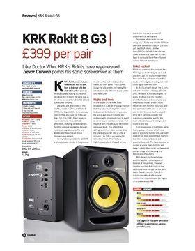 KRK Rokit 8 G3