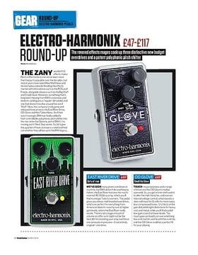 Electro-Harmonix Hot Tubes Nano