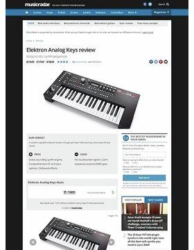Analog Keys