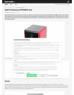 AKAI Professional RPM800