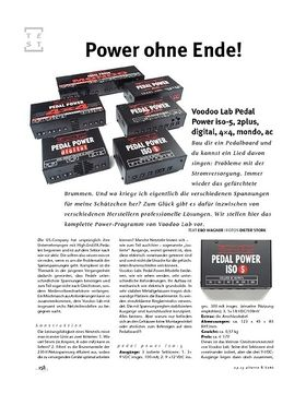 Pedal Power AC