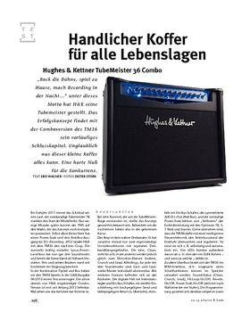 Hughes & Kettner TubeMeister 36 E-Gitarren-Combo