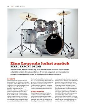Pearl Export Drums