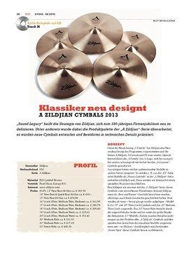 A Zildjian Cymbals