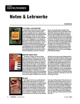Noten & Lehrwerke - Rezensionen
