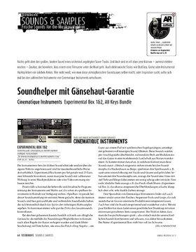Sounds & Samples - Cinematique Instruments: Fabrique, Metallic Objects, All Keys Bundle