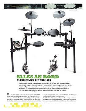 Alesis DM7X E-Drum-Set