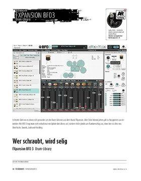 FXpansion BFD 3 - Software-Instrument mit Drum- und Groove-Library